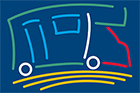 Wohnmobilhafen Reise in Großenbrode an der Ostsee Logo
